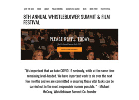 whistleblowersummit.com