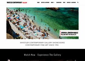 whistlerart.com