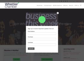 whistlerchamber.com