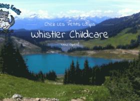 whistlerdaycare.com