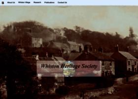 whiston-heritage-society.co.uk