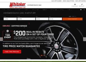 whitakerauto.com