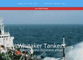 whitakertankers.co.uk