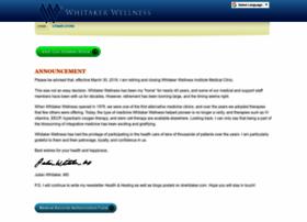 whitakerwellness.com