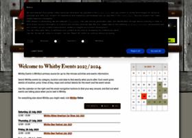 whitbyevents.co.uk