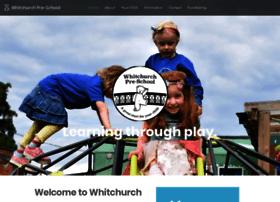 whitchurchpreschool.org