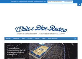 whiteandbluereview.com