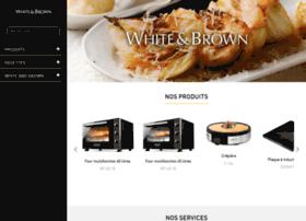 whiteandbrown.com