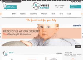 whiteasmilk.com