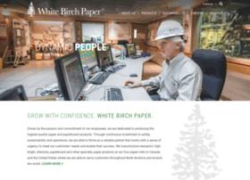 whitebirchpaper.com