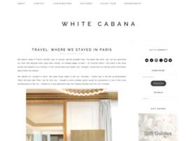 whitecabana.com