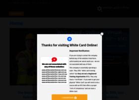 whitecardonline.com.au