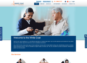 whitecoathomehealth.com