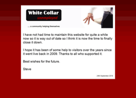 whitecollarunemployed.co.uk