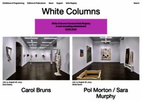 whitecolumns.org