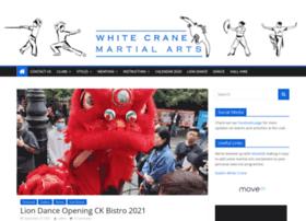 whitecranemartialarts.co.uk