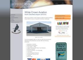 whitecrownaviation.com
