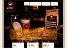 whitecupcoffeeroasters.com