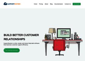 whitefox.supportsystem.com