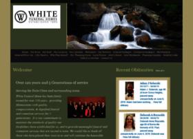 whitefuneralhomes.com