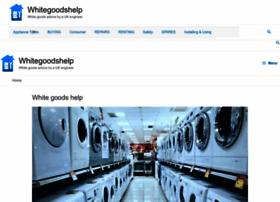 whitegoodshelp.co.uk