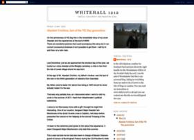 whitehall1212.blogspot.com