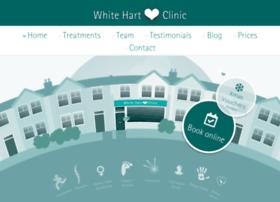 whitehartclinic.co.uk