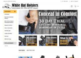 whitehatholsters.com