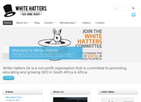 whitehatters.co.za