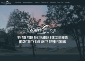 whiteholeresort.com