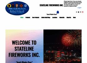 whitehotfireworks.com