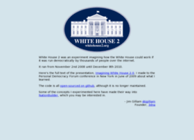 whitehouse2.org