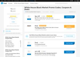 whitehouseblackmarket.bluepromocode.com