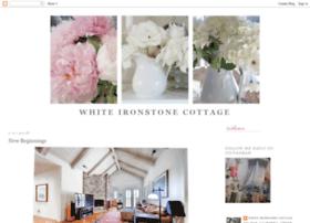 whiteironstonecottage.blogspot.com