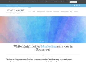 whiteknightmarketing.co.uk