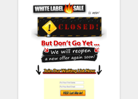 whitelabelfiresale.com