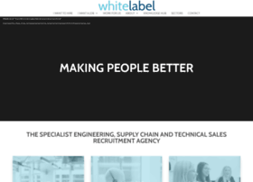 whitelabelrecruitment.co.uk