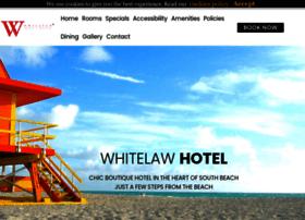 whitelawhotel.com