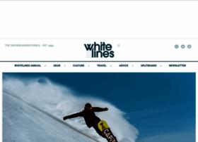 whitelines.com