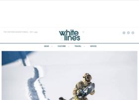 whitelines.mpora.com
