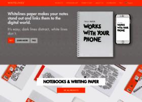 whitelinespaper.com