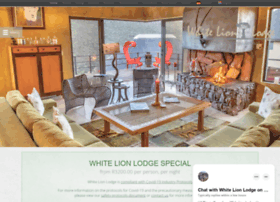 whitelionlodge.co.za