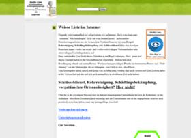 whitelist-weisseliste.de