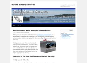 whitemarineservices.com