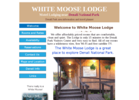whitemooselodge.webplus.net