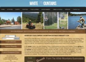 whitemountainscommunity.com
