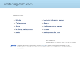whitening-truth.com