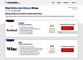 whiteoakwinery.com