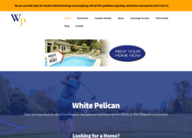 whitepelicanhomeservices.com