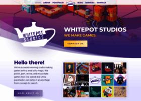 whitepotstudios.com